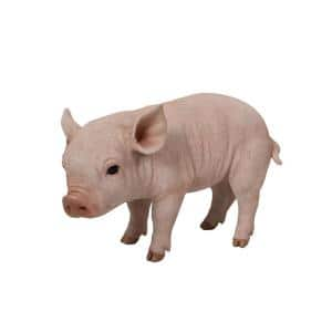 Pink Standing Baby Pig