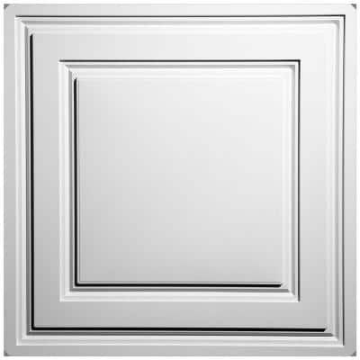 Stratford White Feather-Light 2 ft. x 2 ft. Lay-in Ceiling Panel