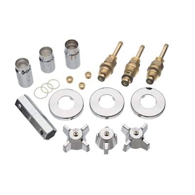 Tub/Shower Remodeling Kit for Sterling (Valve Not Included)