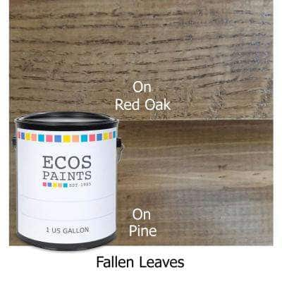 1 gal. Fallen Leaves WoodShield Interior Stain