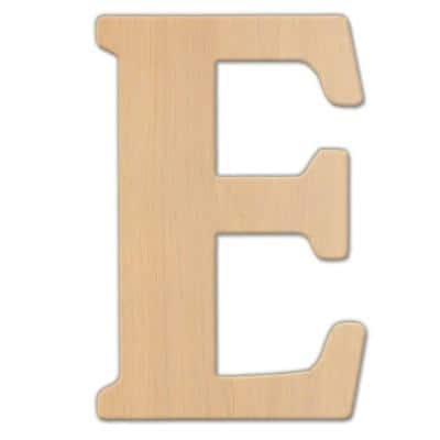 3 inch Wood Letters or Numbers Sold as individual items NOT as a set.