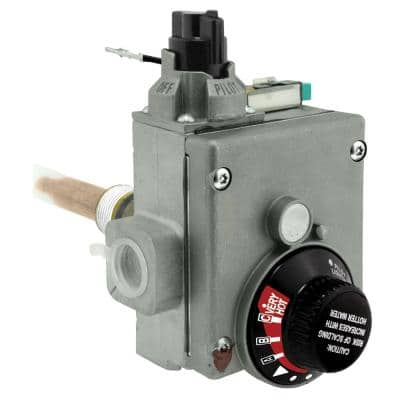 Gas Valve Thermostat - Natural Gas