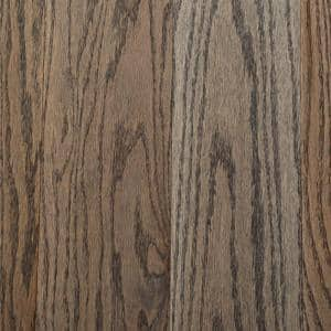 American Originals Coastal Gray Oak 3/4 in. T x 5 in. W x Varying L Solid Hardwood Flooring (23.5 sq. ft./case)