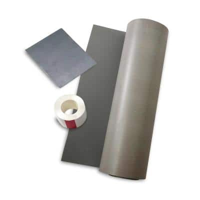 24 in. x 0.125 x 10 ft. SoundSafe HOME Acoustic Wall Covering Kit (20 sq. ft.)