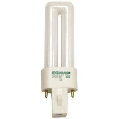 40-Watt Equivalent T4 Energy Saving CFL Light Bulb Warm White