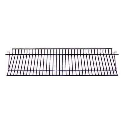 23 in. x 9 in. Porcelain Coated Warming Rack