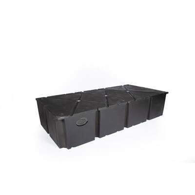 48 in. x 96 in. x 24 in. Dock System Float Drum