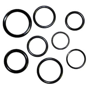 Large O-Ring Assortment (45-Piece)