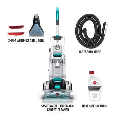 SmartWash+ Automatic Carpet Cleaner Machine