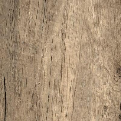 Textured Oak Santana 12 mm Thick x 6.34 in. Wide x 47.72 in. Length Laminate Flooring (16.80 sq. ft. / case)