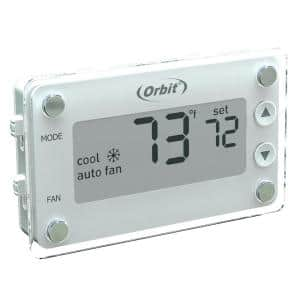 Clear Comfort Thermostat