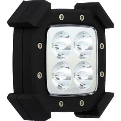 LED Rugged Under Cabinet Puck Lighting (2-Pack)
