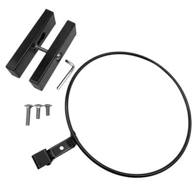 10 in. Steel Container Hanging Kit