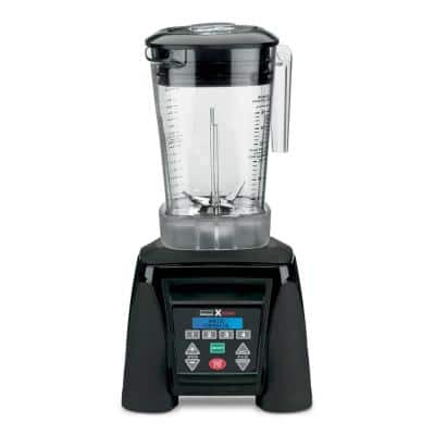 Xtreme 48 oz. 10-Speed Clear Blender with 3.5 HP, LCD Display and Programmable
