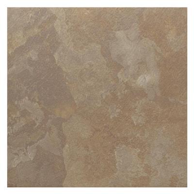 Nexus Light Slate 12 in. x 12 in. Peel and Stick Marble Vinyl Tile (20 sq. ft./case)