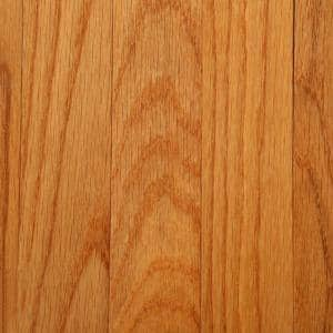 Laurel Butterscotch Oak 3/4 in. Thick x 2-1/4 in. Wide x Varying Length Solid Hardwood Flooring (20 sq. ft. / case)
