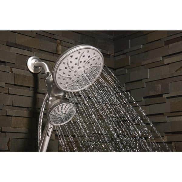Handheld shower head Creative Automatic Negative Ion Anions Sprinkler Show F8R2