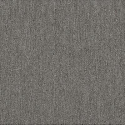Hampton Moonrock Loop Pattern Commercial 24 in. x 24 in. Glue Down Carpet Tile (20 Tiles/Case)