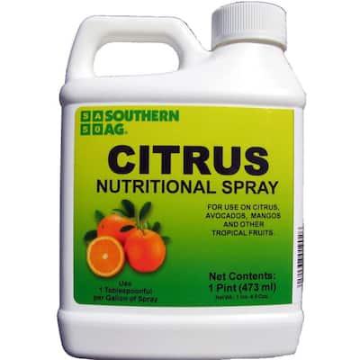 1 pint Citrus Plant Nutritional Spray