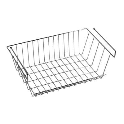 More Inside Medium Under Shelf Wire Basket
