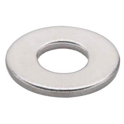 3 mm Stainless Steel Metric Flat Washer (4-Piece)