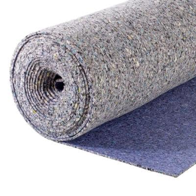Contractor 5/16 in. Thick 8 lb. Density Carpet Pad