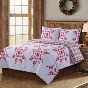 Angelina3-Piece King Quilt Set