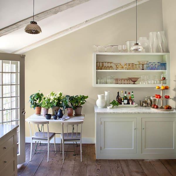Reviews For Glidden Premium 1 Qt Ppg1104 3 Deserted Beach Semi Gloss Interior Latex Paint Ppg1104 3p 04sg The Home Depot