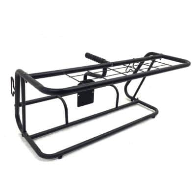 29.25 in. x 13.5 in. x 15.5 in. 1,500-Watt Steel Roll Cage for Workspace or Tradesman Outdoor