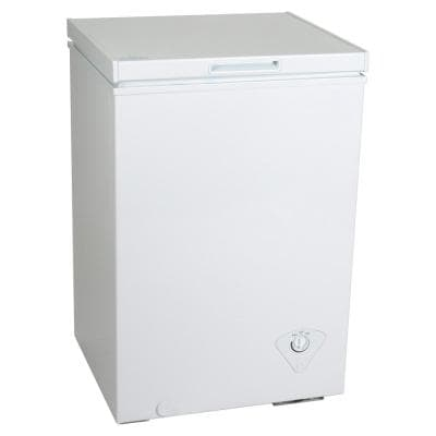Kool 3.5 cu. ft. Chest Freezer in White