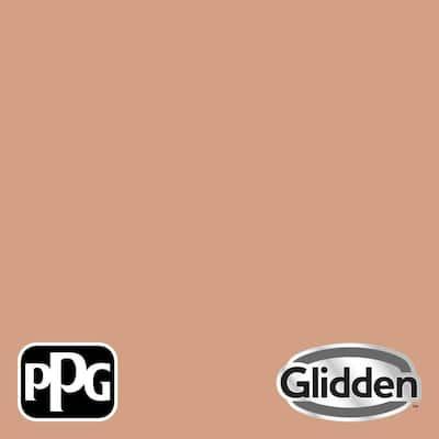 8 oz. PPG1069-4 Orange Maple Eggshell Interior/Exterior Paint Sample
