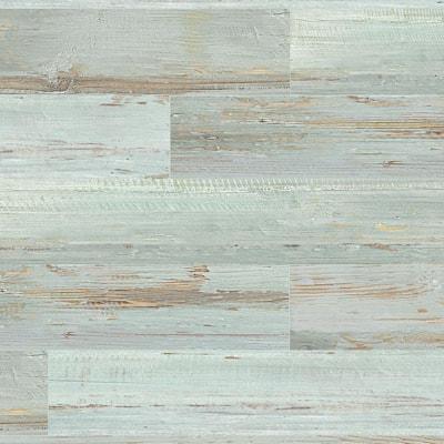 Tribeca Aqua 8 in. x 26 in. Glazed Porcelain Antislip Floor Tile (12.92 sq. ft./case)