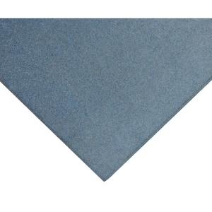 Eco-Sport 1 in. T x 1.66 ft. W x 1.66 ft. L Blue Interlocking Rubber Flooring Tiles (33.3 sq. ft.) (12-pack)