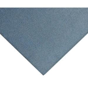 Eco-Sport 1 in. T x 1.66 ft. W x 1.66 ft. L Blue Interlocking Rubber Flooring Tiles (50.0 sq. ft.) (18-pack)