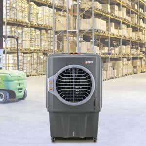 2800 CFM 3-Speed Outdoor Portable Evaporative Air Cooler (Swamp Cooler)  for 1710 sq. ft.