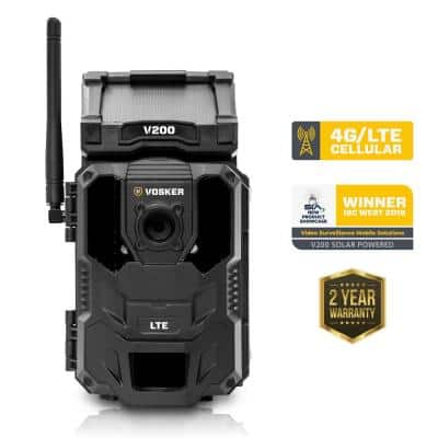 WirelessLTE Outdoor Security Camera (v)