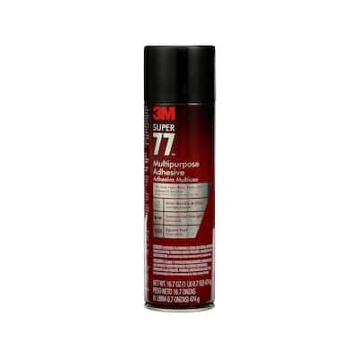 16.75 oz. Super 77 Multi-Purpose Spray Adhesive