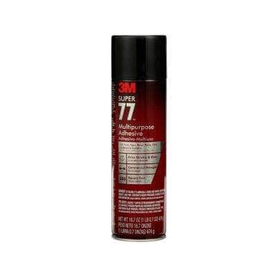 16.75 oz. Super 77 Multi-Purpose Spray Adhesive