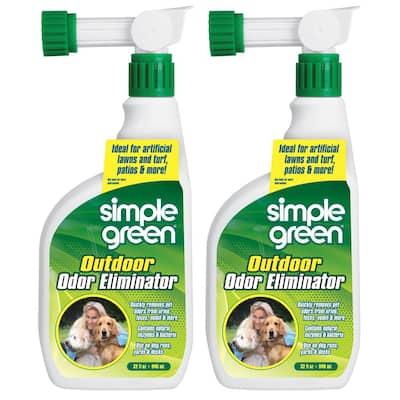 32 oz. Outdoor Odor Eliminator (2-Pack)