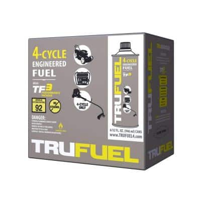 4-Cycle Ethanol-Free Fuel (6-Pack)