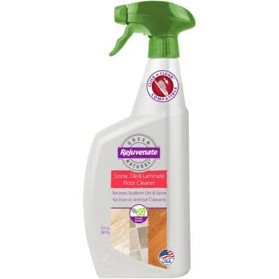 Green Natural 32 oz. Stone Tile and Laminate Floor Cleaner