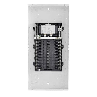 150 Amp 20-Space Indoor Load Center with Main Breaker