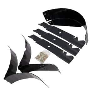 Original Equipment 60 in. Mulching Kit with Blades for Commercial Lawn Mowers (2021 and After)
