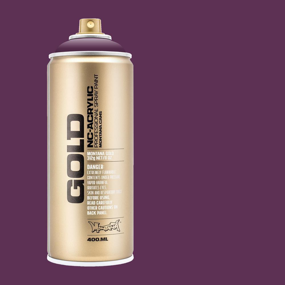 11 oz. GOLD Spray Paint, Deep Purple