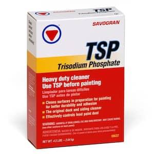 4.5 lbs. Box TSP Heavy Duty Cleaner