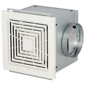 210 CFM High-Capacity Ventilation Bathroom Exhaust Fan