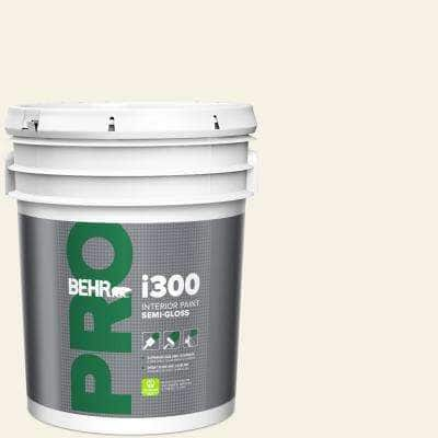 5 gal. #ECC-16-2 Bright Moon Semi-Gloss Interior Paint