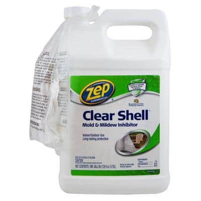 128 oz. Clear Shell Mold and Mildew Inhibitor