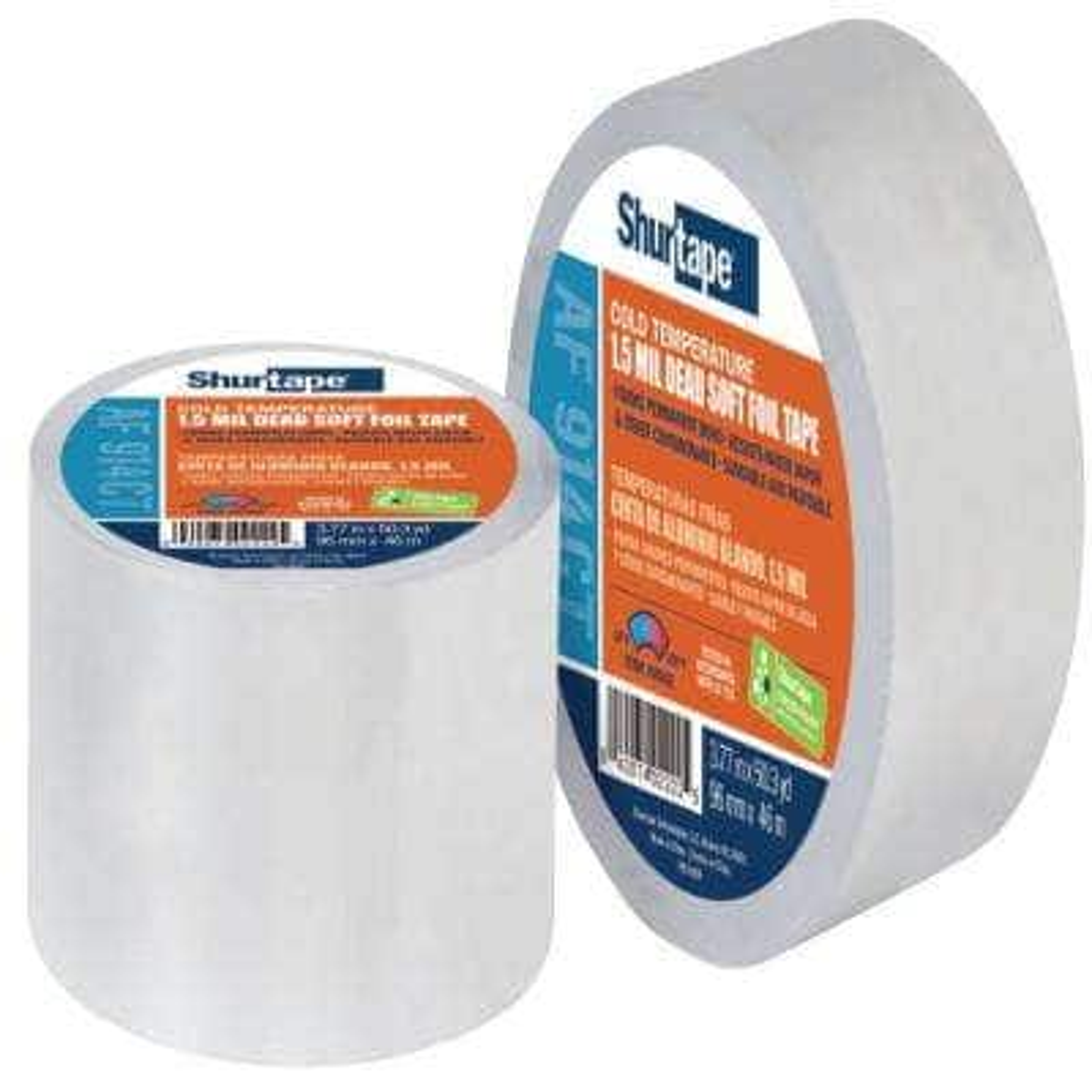 1.88 in. x 50 yds. Aluminum Foil Repair Duct Tape