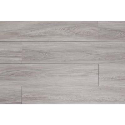 Domaine Gypsy Grey 7 in. W x 60 in. L WPC Click-Lock Vinyl Plank Flooring (20.62 sq. ft.)